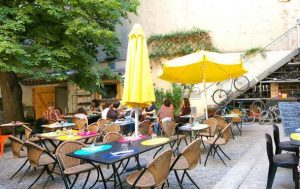 Café de rentrée à Matabiau @ Vélo sentimental
