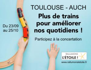 Toulouse Auch Des Trains Pour Améliorer Nos Quotidiens