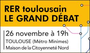 Le Grand Débat @ Maison de la Citoyenneté Nord (métro Minimes)